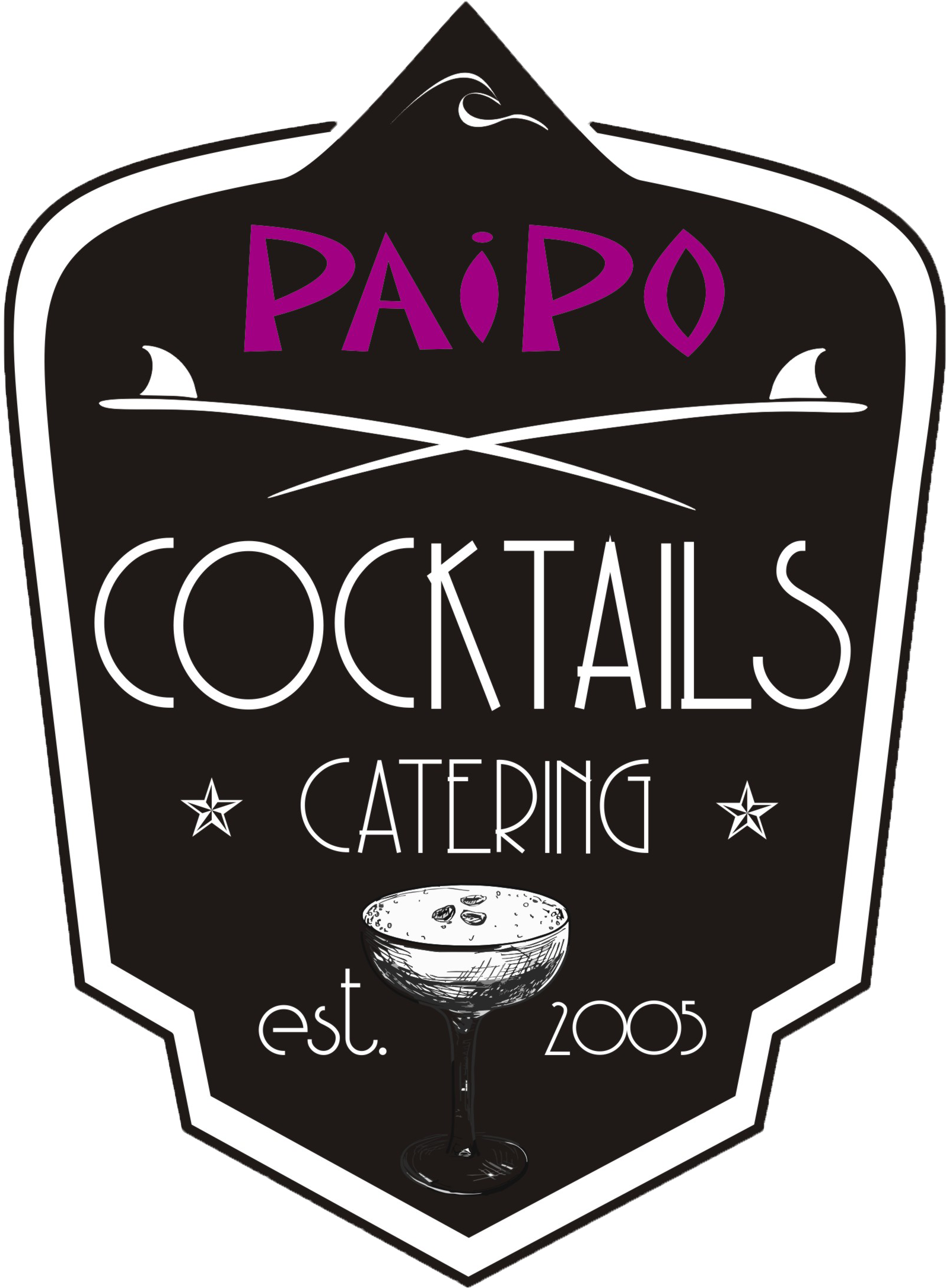 Paipo Cocktails Catering